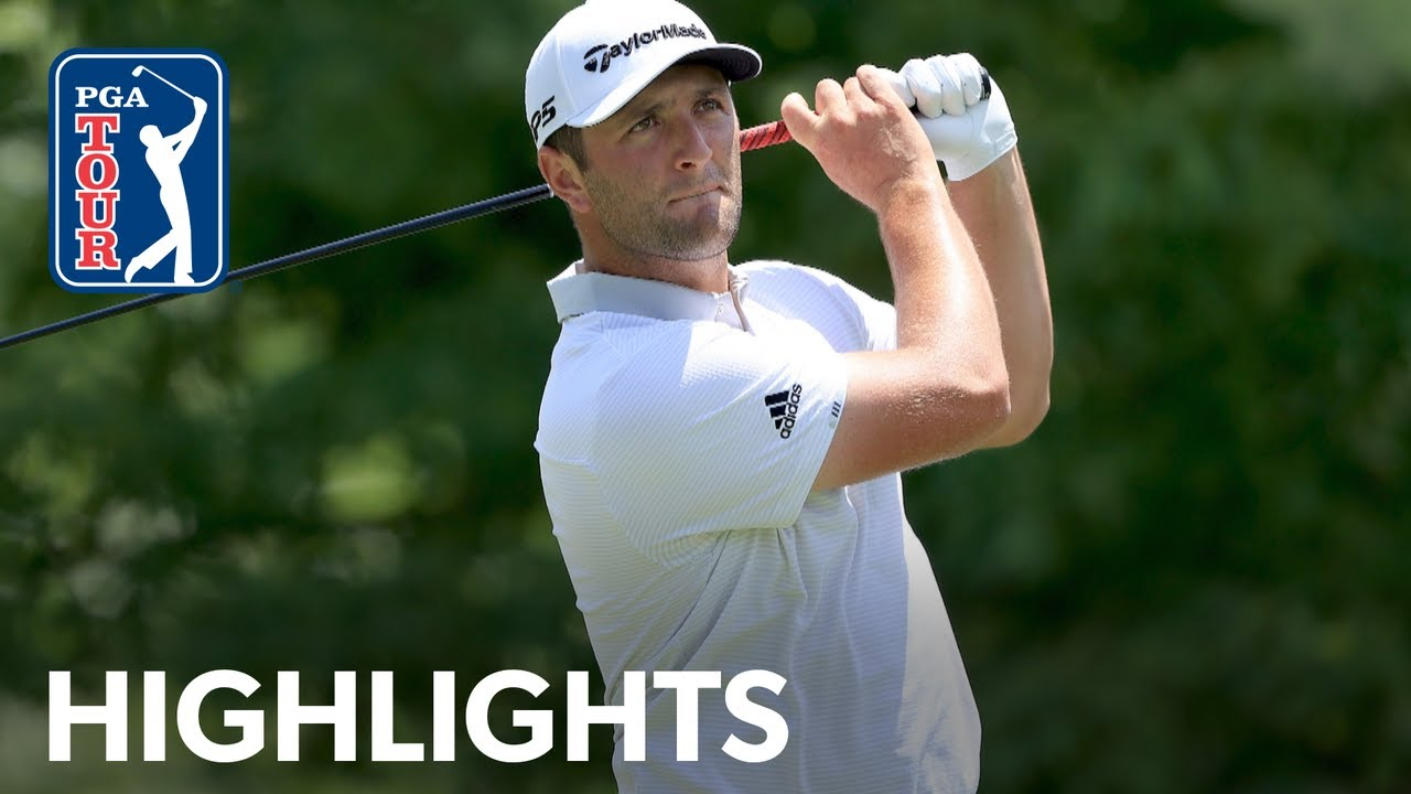 Jon Rahm shoots 4-under 68 | Round 3 | the Memorial Tournament presented by Nationwide