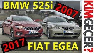 10 yaşında BMW 525i mi 0 km Fiat Egea mı?
