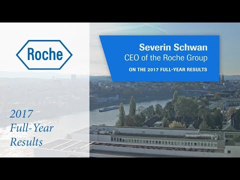 Roche CEO Statement on Full-Year Results 2017