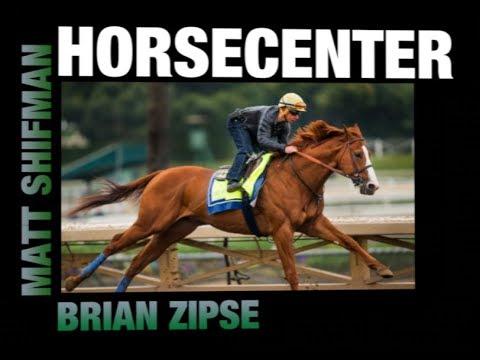 HorseCenter - Santa Anita Derby Showdown looms Bolt d'Oro vs. Justify