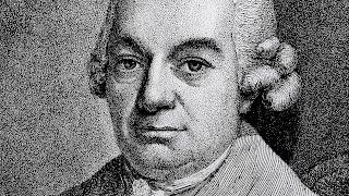 C P E Bach Sonata G Major Wq 55/6, II: Andante. Robert Hill, fortepiano live 2014