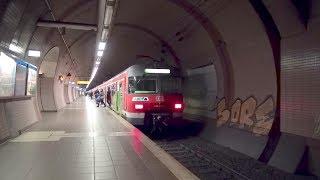 S-Bahn Rhein-Main - Frankfurt am Main Ostendstraße (2014)