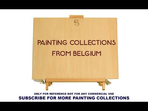 PAINTING COLLECTIONS FROM BELGIUM