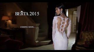 Свадебные платья BERTA BRIDAL 2015