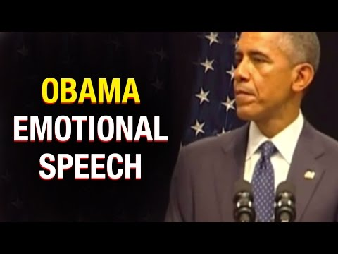 US President Obama emotional speech: Even a tea seller can become Prime Minister