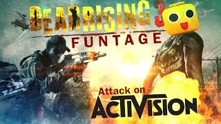 Dead Rising 3 - ATTACK ON ACTIVISION! (Gameplay Funtage)
