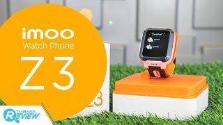 รีวิว imoo Watch Phone Z3 นาฬิกาโทรศัพท์ 4G สุดล้ำ ป้องกันเด็กหาย ช่วยเพิ่มความสบายใจให้ผู้ปกครอง