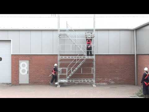 Monkey Tower Scaffolding In 5 Minutes Doovi