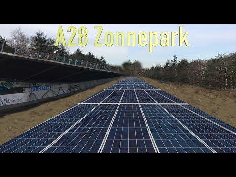 Zonnepanelen A28