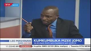 Wakenya wamkumbuka Mzee Jomo Kenyatta