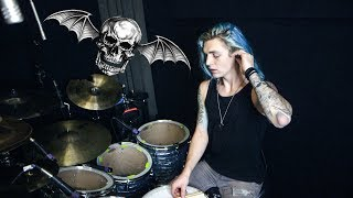 Kyle Brian - Avenged Sevenfold - The Stage (Drum Cover)