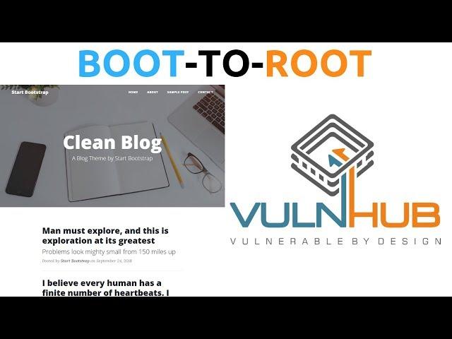 Toppo VulnHub CTF Walkthrough - Boot-To-Root