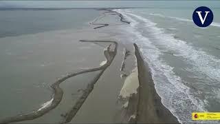 El Delta necesita otra acción de urgencia tras la borrasca