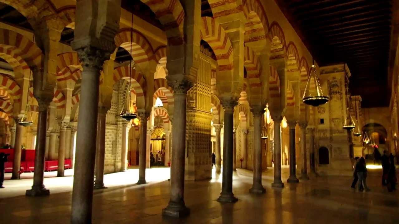 mosque cathedral of córdoba córdoba andalusia spain europe youtube