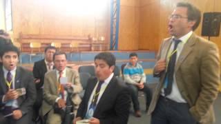 Conferencia Curanilahue 2014