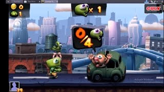 Zombie Tsunami Funny Gameplay Mobile Android IOS