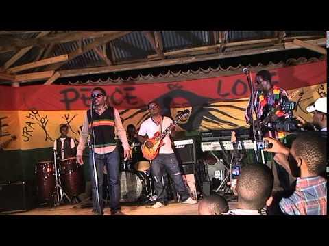 Concert IMUHIRA BAR  remember Bob Marley 1st Part