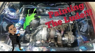 How to Autoflex a 400hp honda prelude pt1