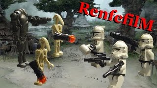 Lego Star Wars - The Invasion [ВОЙНА]