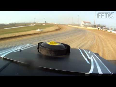 Robert Powers - Practice at Malden Speedway - 3/12/2011