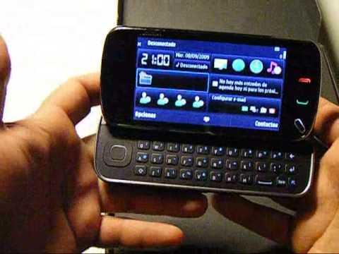 Nokia N97 (presentación2)
