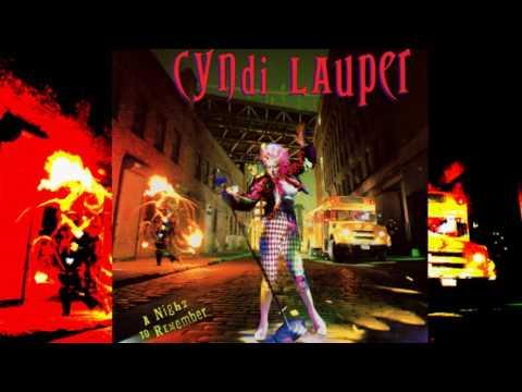 Cyndi Lauper  A Night To Remember  Full Album HD
