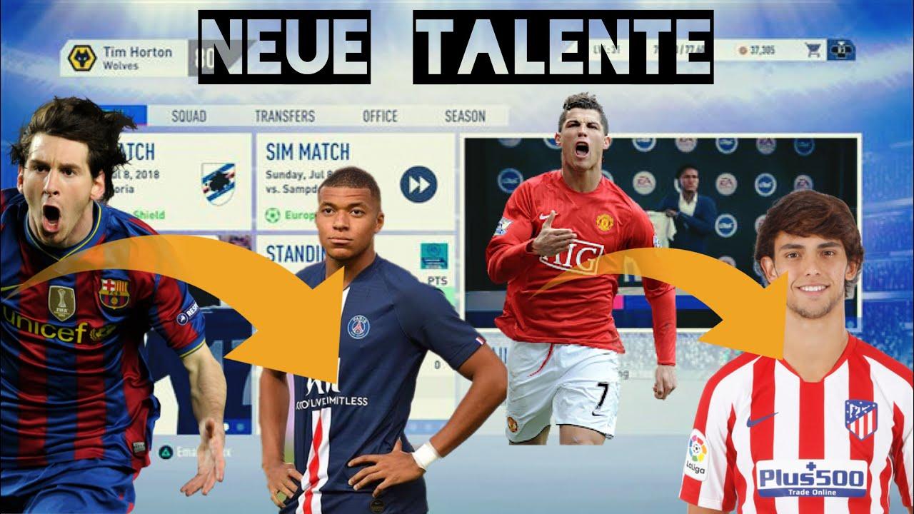 Lv Talente Fifa 20