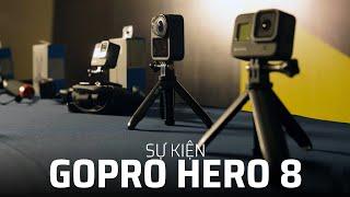 Sự kiện GoPro Hero 8 tại VN