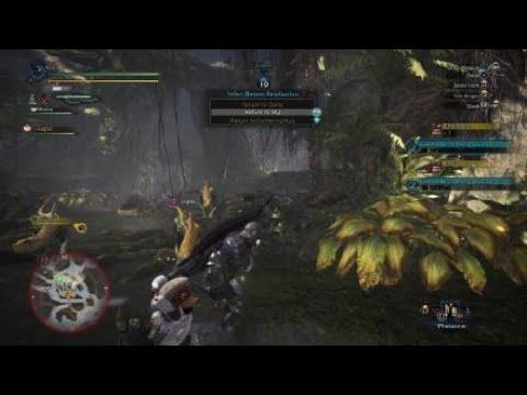 Monster Hunter World: Master Rank Great Jagras Hunt |