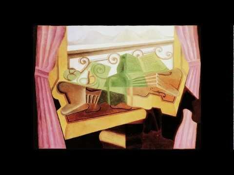 JUAN GRIS 1887 1927 Cubism. Music ANDRES SEGOVIA