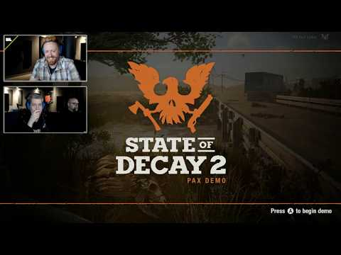 State of Decay 2: Writing with Andy Collins!