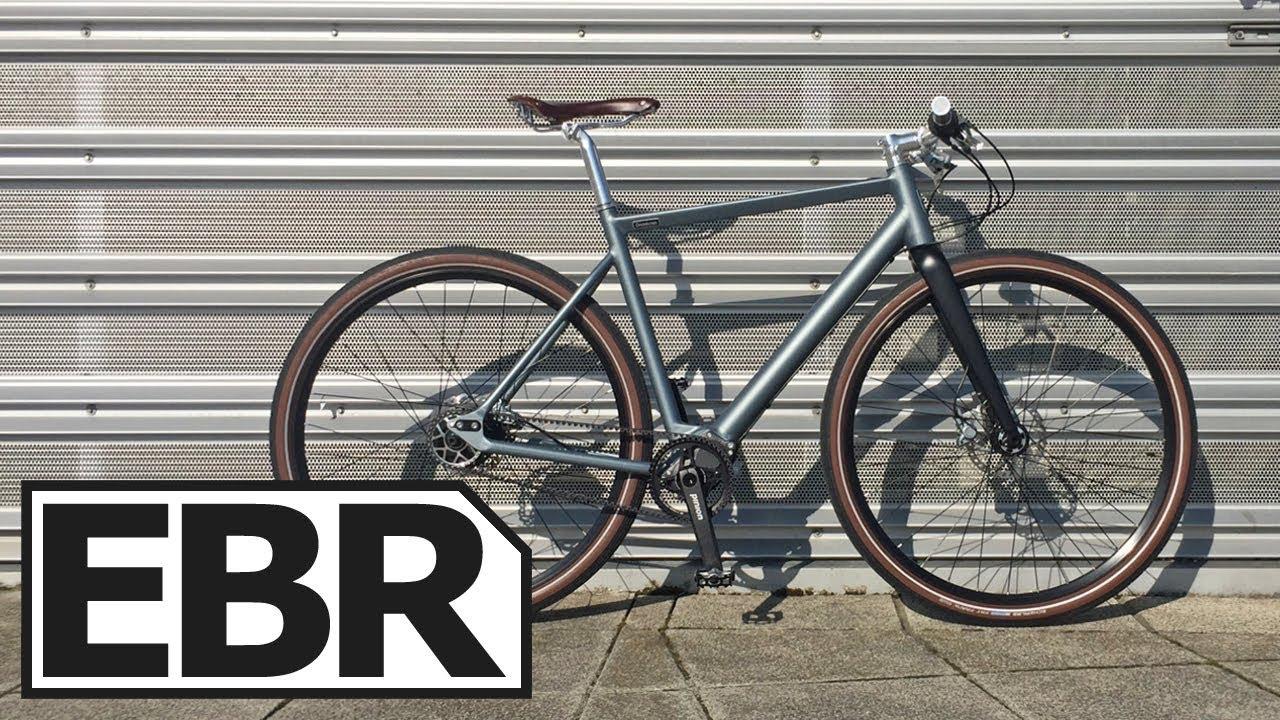 29e87373b4d Desiknio Pinion Classic Video Review - $6.1k Light, 6 Speed Pinion Gearbox,  Gates Electric Bike