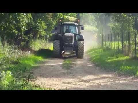 Ensilage Maïs 2015 en Bretagne (Ille-et-Vilaine)