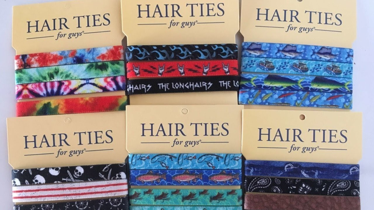Behind the Scenes  Hair Ties For Guys V2.2 - YouTube 0f4e75f3fc9