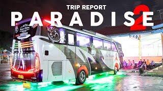 Kali ini adalah lanjutan Trip Report saya menggunakan HR 20 Paradis...