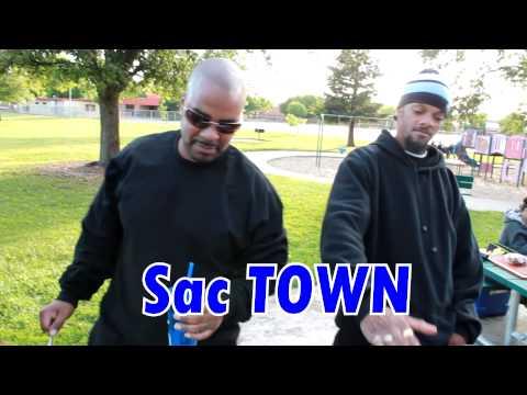 SAC TOWN HOOD LIFE MAC RELL & LIL FACE CRIP'N
