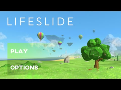 LIFESLIDE - Apple Arcade - FIRST GAMEPLAY - iPhone X