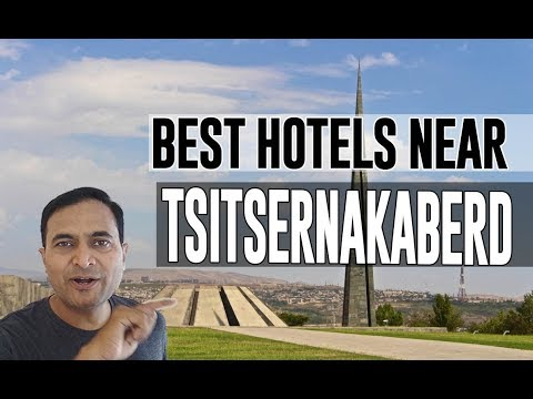 Best Hotel   Accommodation Near Tsitsernakaberd, Yerevan