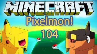 Minecraft Pixelmon - Ep.104 - Tempietto