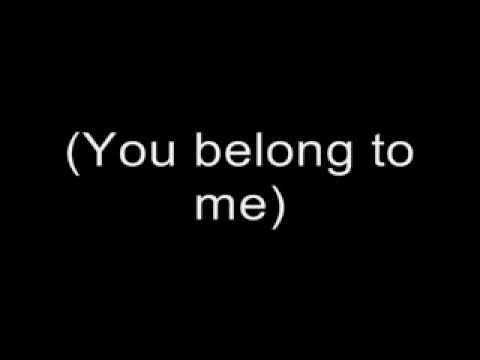 Let It Shine - You Belong to Me (Lyrics)