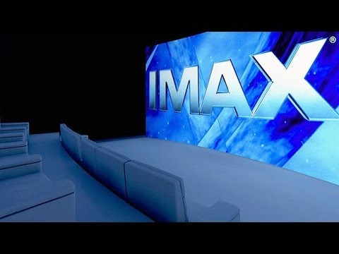 IMAX Private Theatre™ - The World's Most Luxurious Private Entertainment Experience