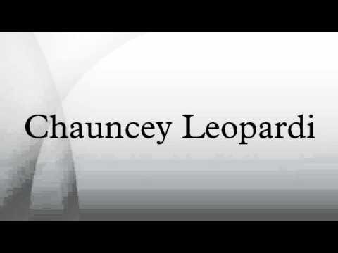 Chauncey Leopardi