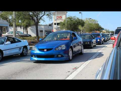 StukMode Sunday – Import Meet & Cruise – April 1st 2012 – St Pete Florida