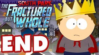 South Park: The Fractured But Whole - Gameplay Walkthrough Part 22 - Ending! Time Travel!