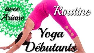 Vinyasa Yoga - Routine pour Débutants avec Ariane