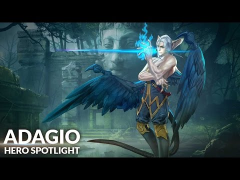 Adagio Hero Spotlight