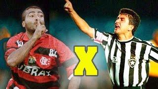 Flamengo 4 x 4 Botafogo * Rio - São Paulo 1999 * Melhores Momentos