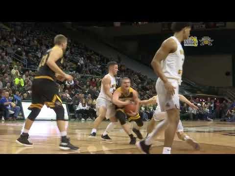 NKU Men's Basketball; Highlights vs. Wright State 2/16/18