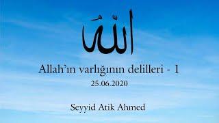 Allah'ın varlığının delilleri - 1