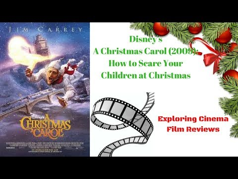 Disney's A Christmas Carol (2009): How to Scare Your Children at Christmas (Review)